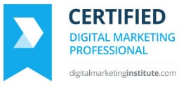digital marketing agency certification by the digital marketing institute