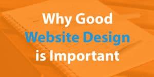 Website design benefits