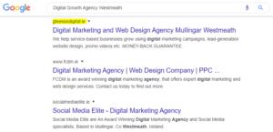 Digital Growth Agency Westmeath