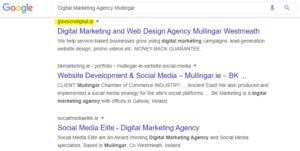 Gleeson Digital Marketing Agency Mullingar Westmeath