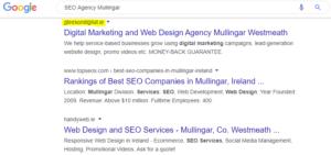 SEO Agency in Mullingar